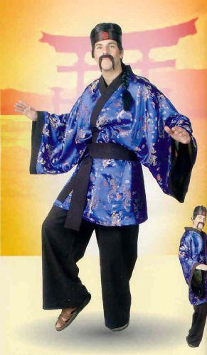 chinese en japanse kleding