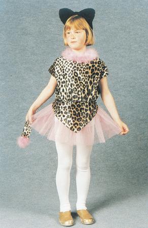 verkleden kind luipaard